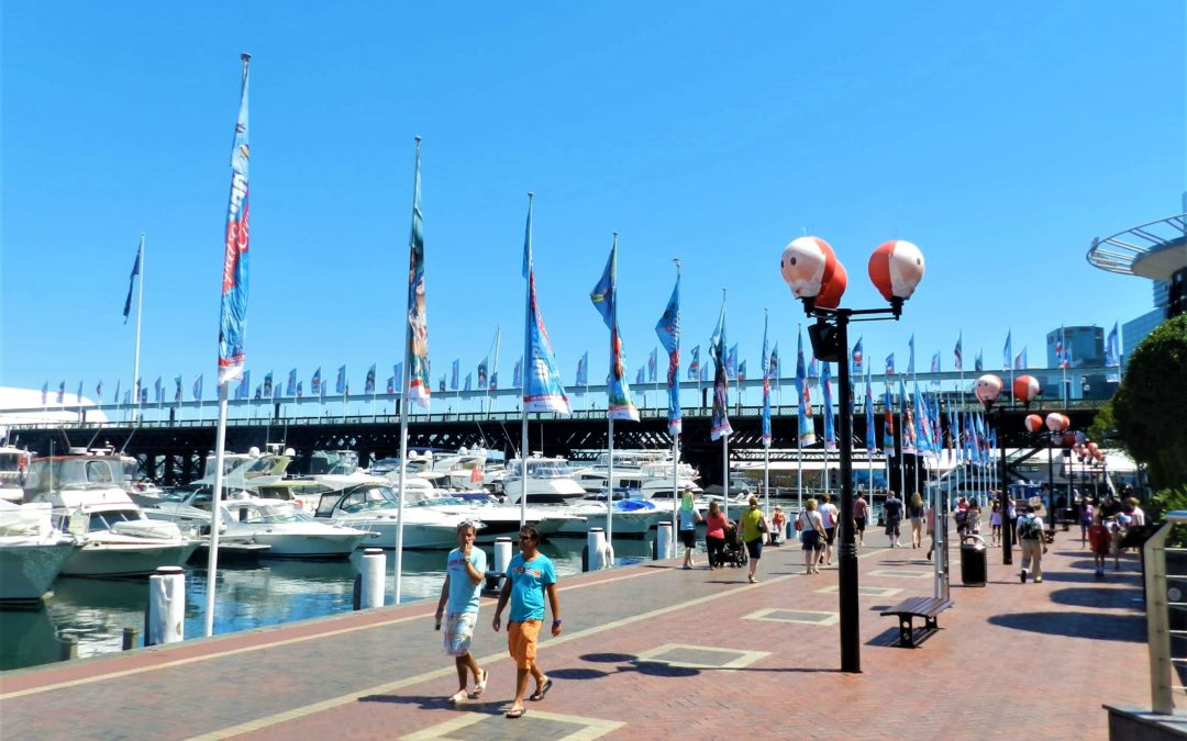 "Darling Harbour – O Porto ""querido"" do mundo"