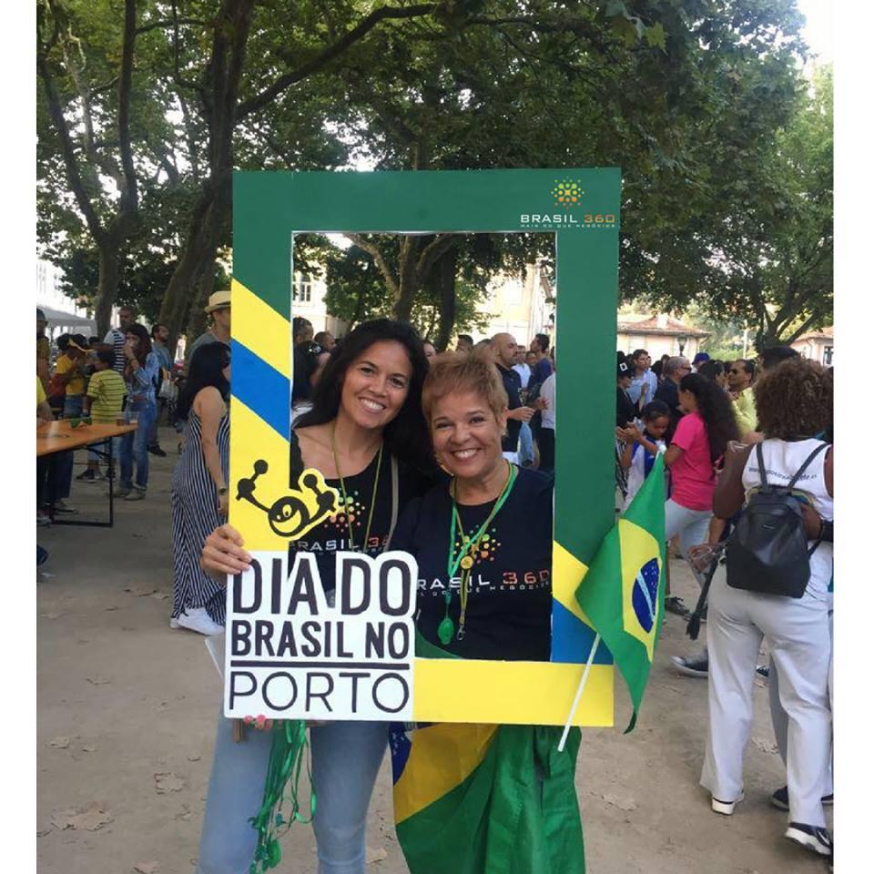 Dia do Brasil no Porto (foto da página no Facebook da Brasil 360)