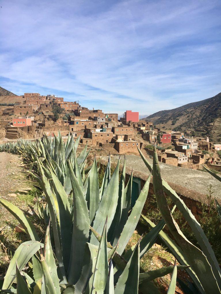 Imin Tala berbere village