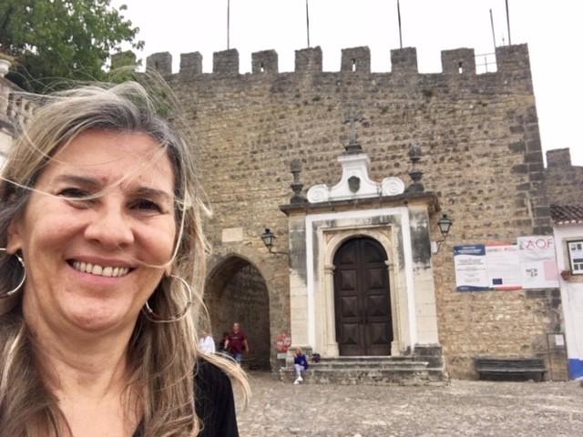 Entrada Principal da Vila de Óbidos