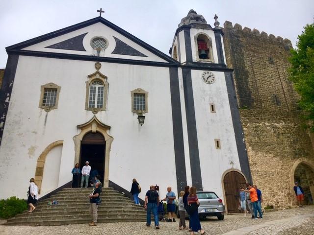 Igreja de Santiago - Grande Livraria de Santiago