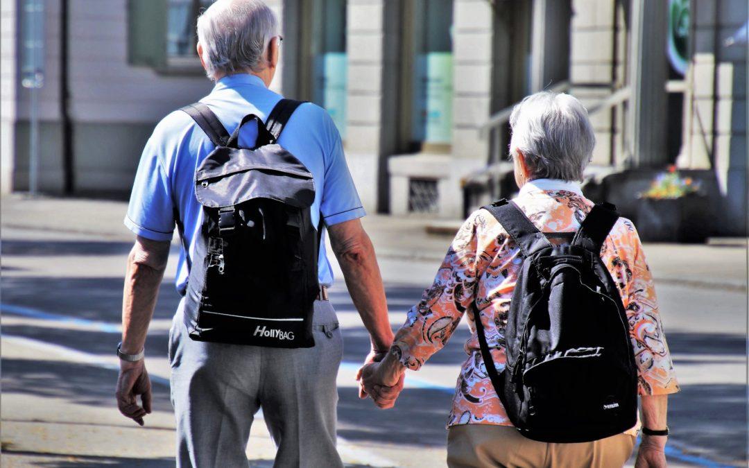 Viagens e Longevidade: um par perfeito