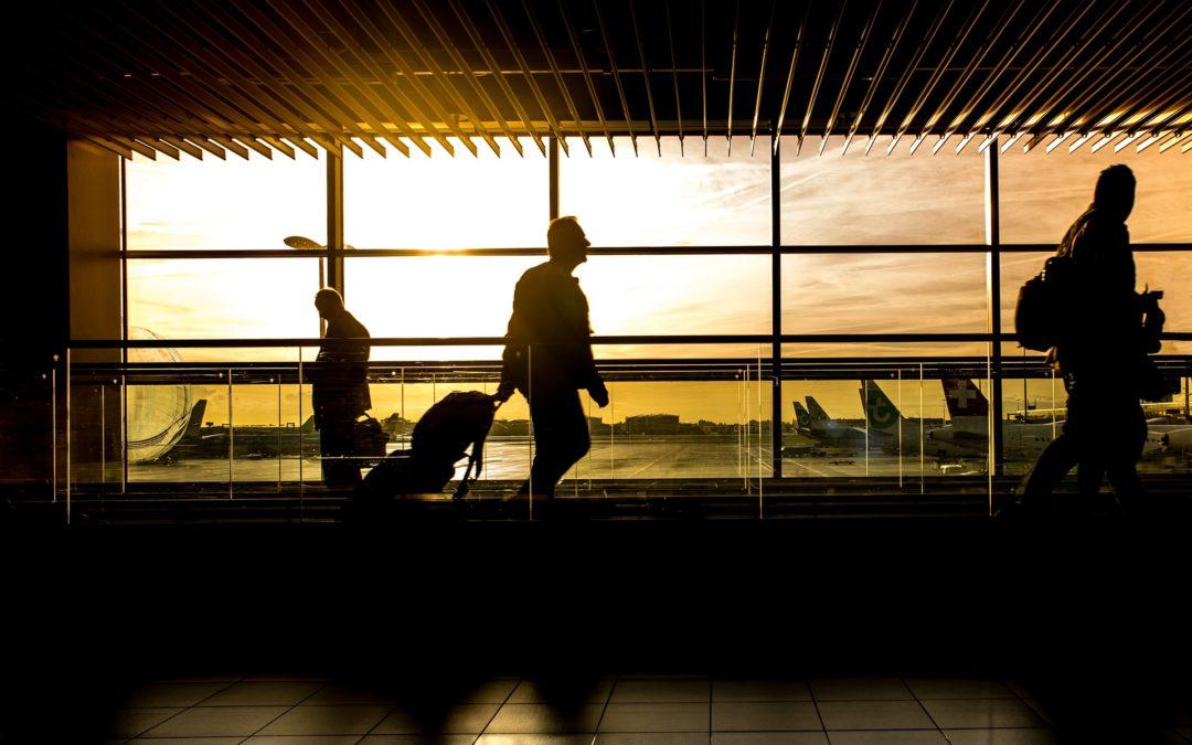 Você tem bons modos a bordo dos aviões?