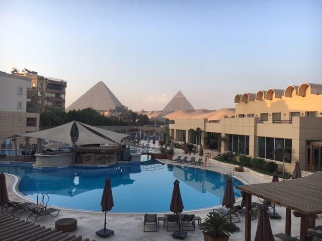 A Cor do Cairo