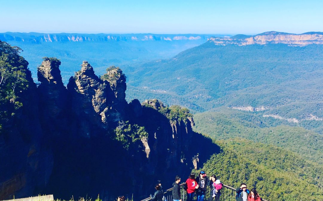 As Incríveis Blue Mountains na Austrália