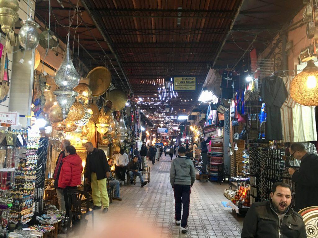 Ruas da Medina