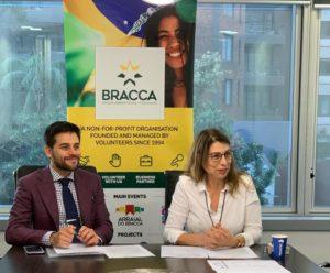 Foto extraída da página do Facebook do BRACCA