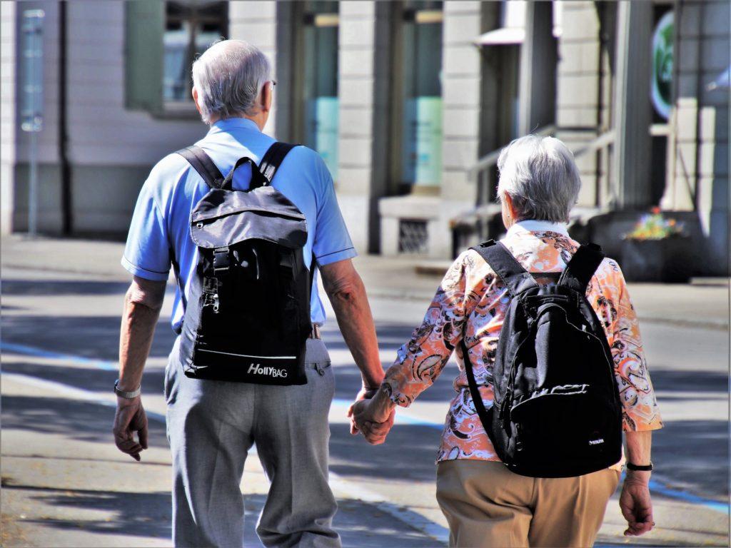 Viagens e Longevidade