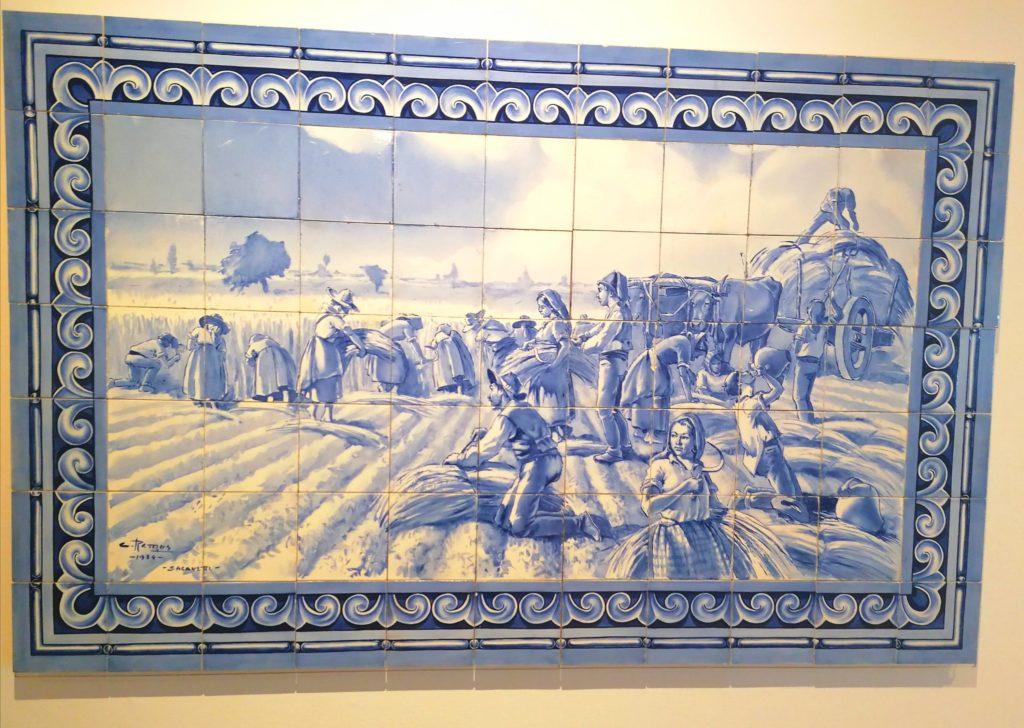 Passeio em Lisboa - Museu Nacional do Azulejo