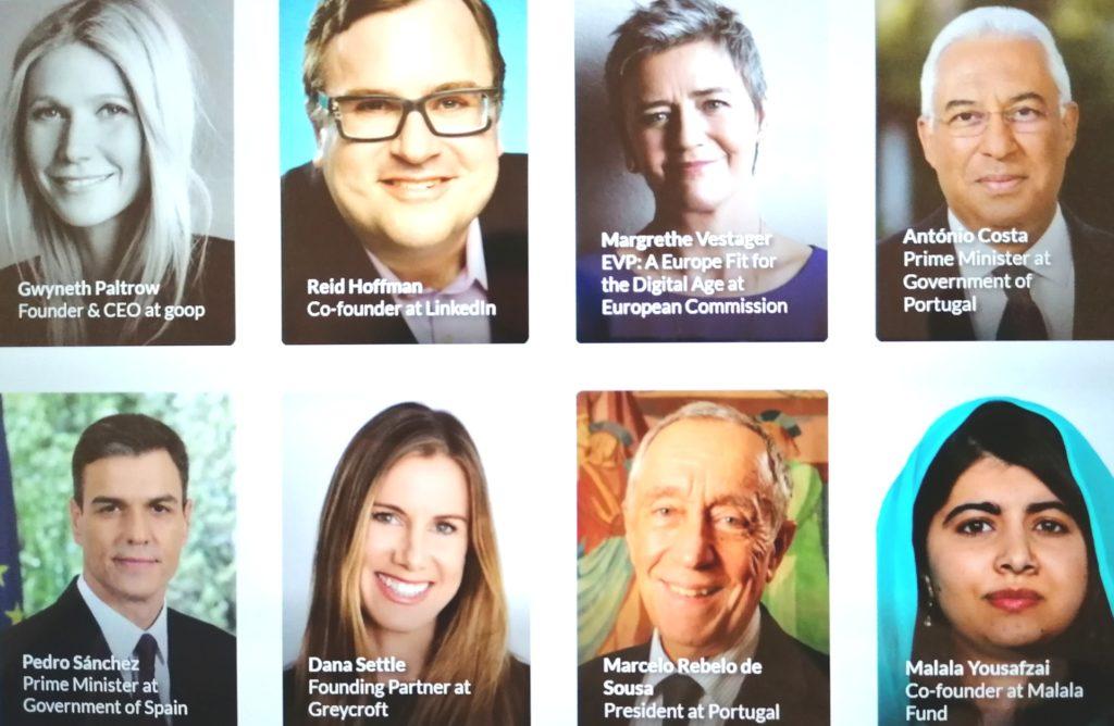 Web Summit 2020 exclusivamente online e com muito mais celebridades