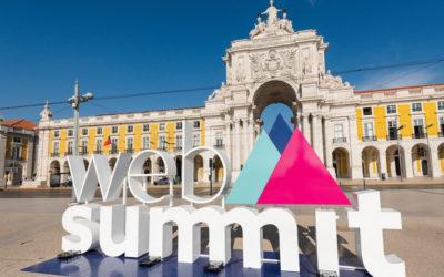Tik Tok, pandemia, política e celebridades no segundo dia da Web Summit