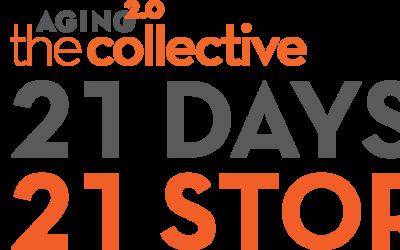 21 Days 21 Stories para o bem do Sênior