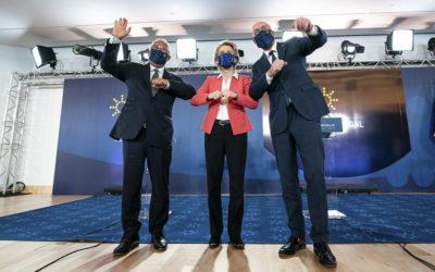 24 Chefes de Estado europeus reunem-se na Porto Social Summit